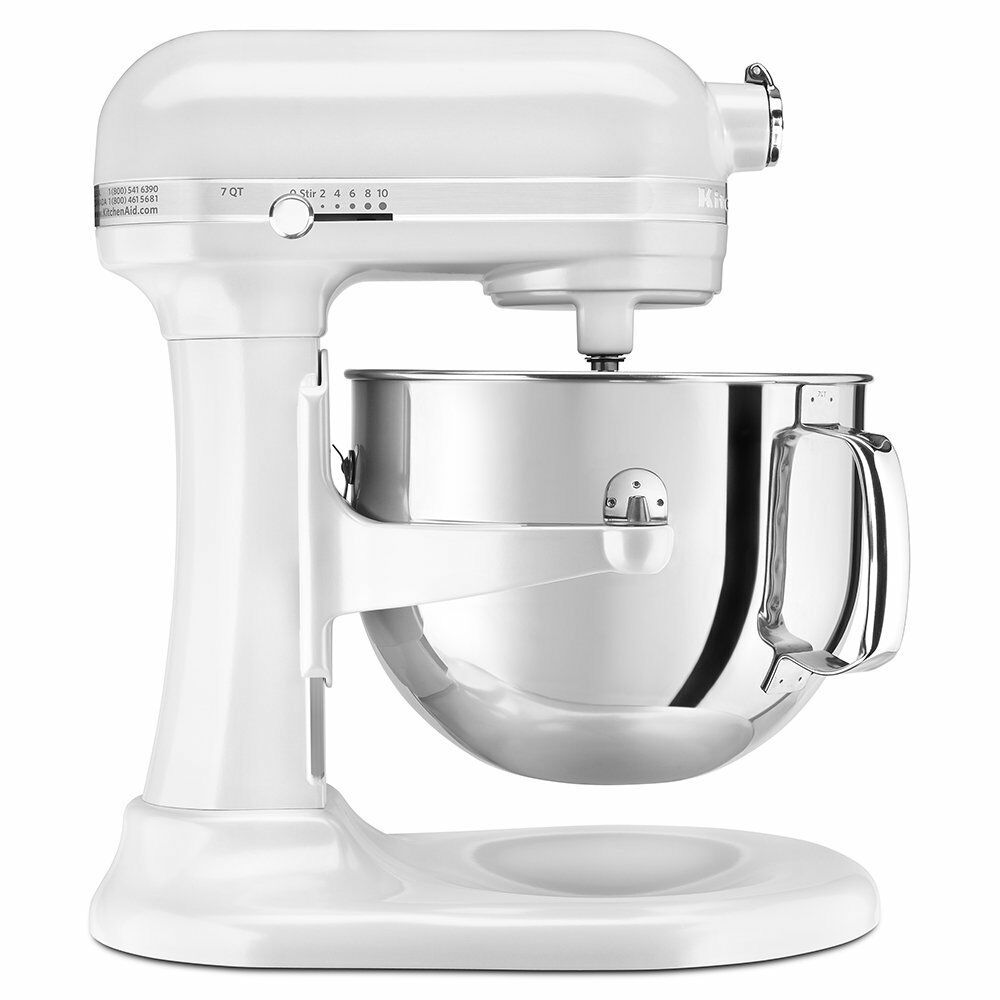 Kitchenaid 7 Quart Super Capacity Rksm7581wh 7 Quart Bowl