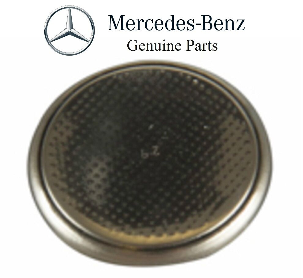 New mercedes benz genuine oem remote keyless key entry for Mercedes benz key battery