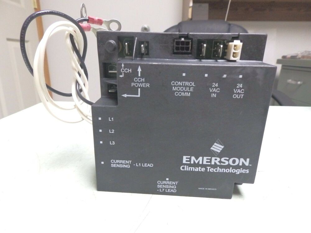 Emerson Communication Control Module 543