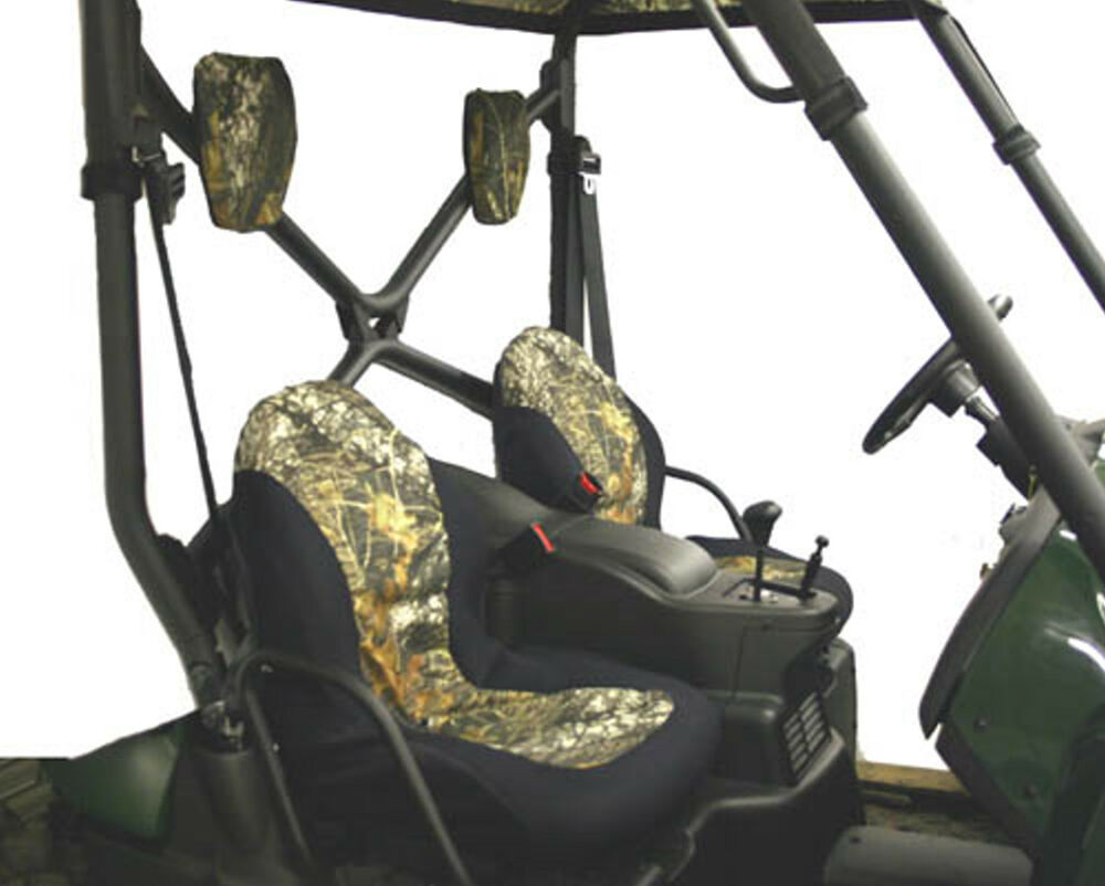 Kawasaki Teryx 750 UTV Easy Fit Seat Covers Set Mossy Oak