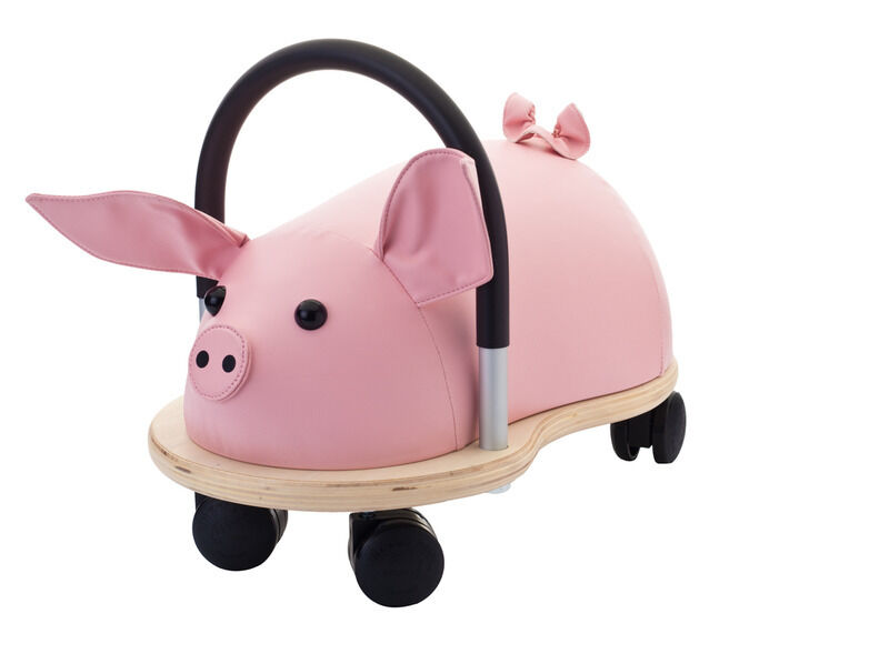 Cool Bug Toys : New original small wheely bug pig toddler ride on toy ebay