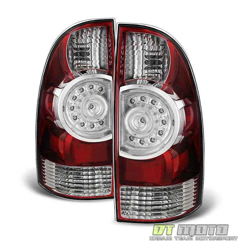 2005 2015 toyota tacoma replacement led tail lights brake. Black Bedroom Furniture Sets. Home Design Ideas
