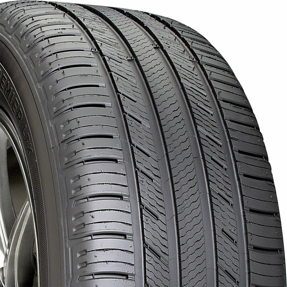 4 new 235 55 19 michelin premier ltx 55r r19 tires 31529 ebay. Black Bedroom Furniture Sets. Home Design Ideas