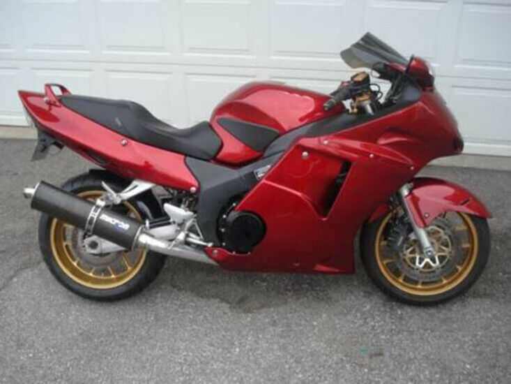 candy red fairing injection for 1996 2007 honda cbr1100xx. Black Bedroom Furniture Sets. Home Design Ideas