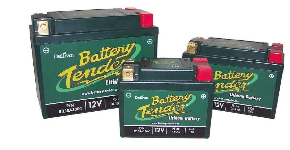 battery tender btl14a240c 12v lithium iron batteries ebay. Black Bedroom Furniture Sets. Home Design Ideas
