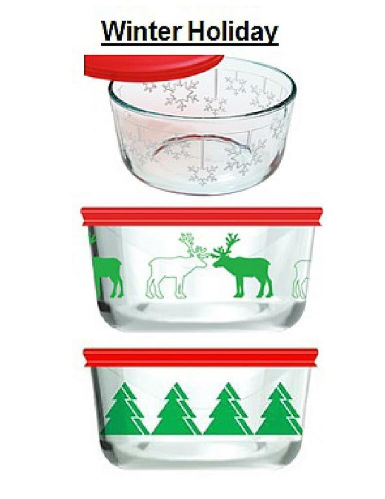 Holiday Food Containers