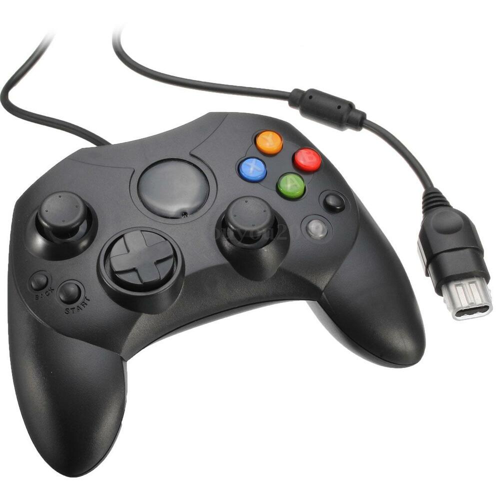 Wired Controller Gamepad Shock Game Joypad Joystick For