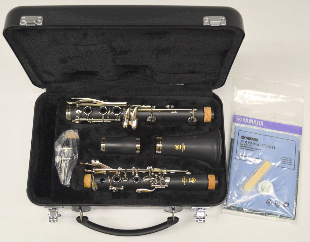 New yamaha bb clarinet model ycl255 ebay for How much is a used yamaha clarinet worth