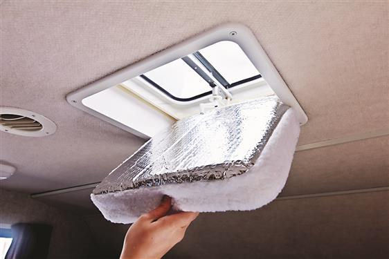14x14 Foam And Foil Roof Vent Insulation Camper Rv Travel