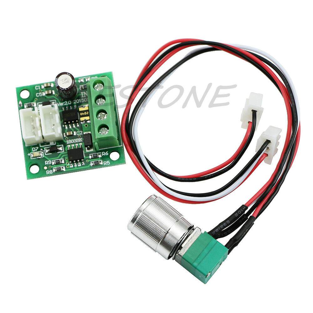 2a Dc Motor Speed Controller Switch Variable Speed