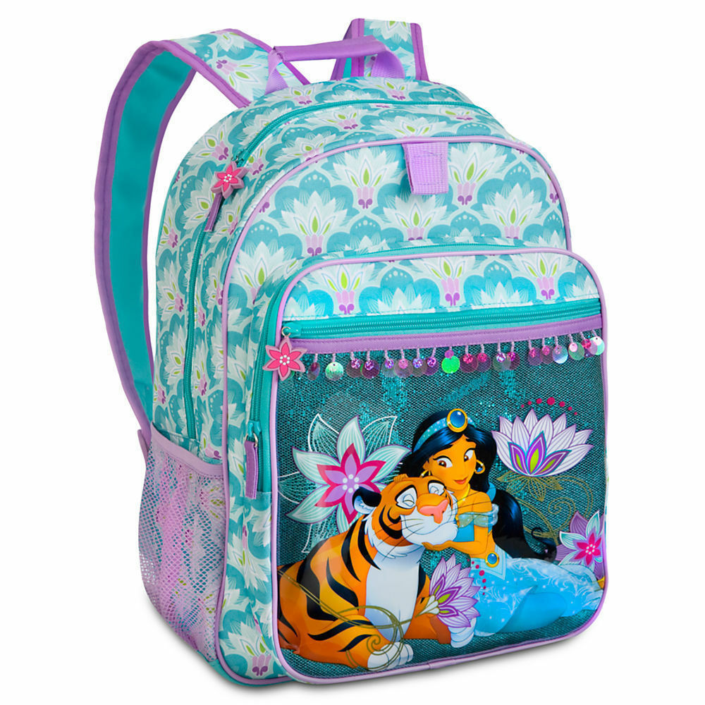 Disney Store Aladdin Princess Jasmine And Rajah Tiger ...