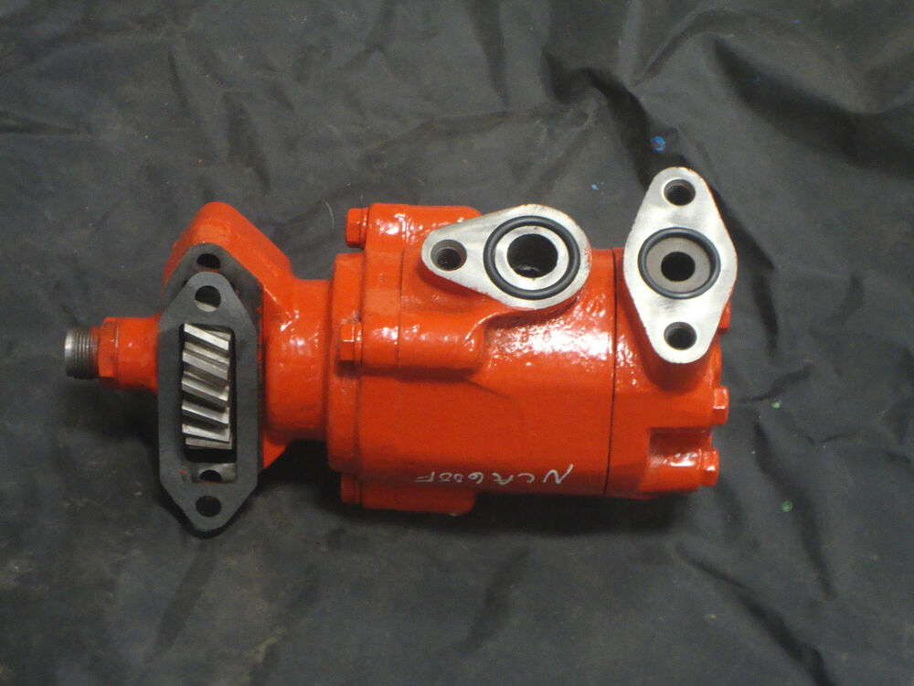 Ford 600 Tractor Hydraulic Pump : Ford tractor