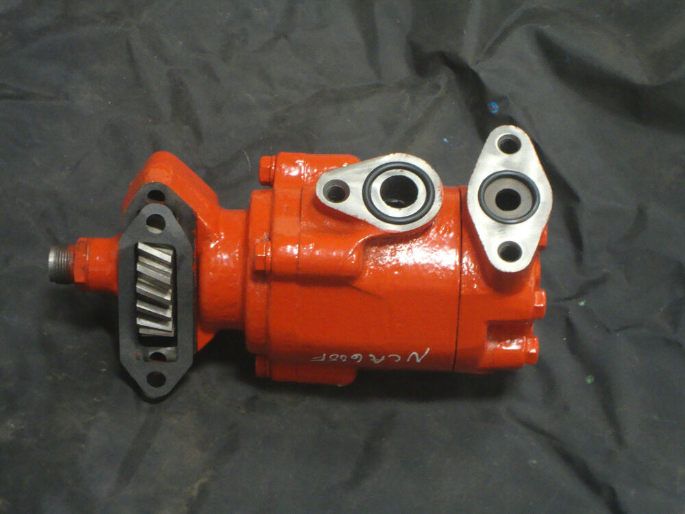 Ford 800 Tractor Hydraulic Pump : Ford tractor