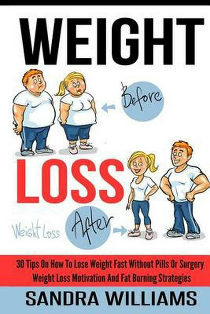 Lose weight fast without pills surgery