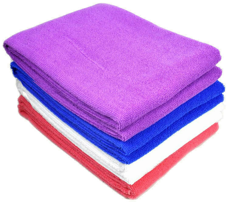 MICROFIBRE TOWEL SPORTS BATH GYM QUICK DRY TRAVEL SWIMMING