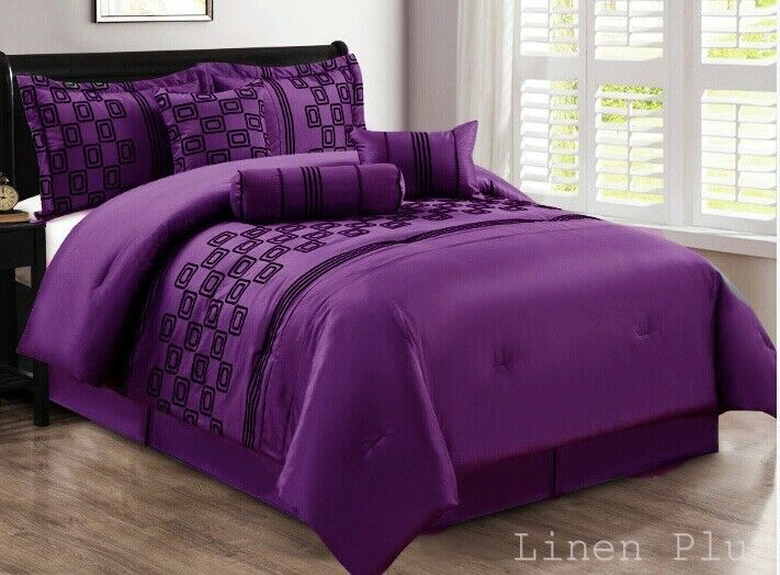 Purple Bedding Sets Full Size