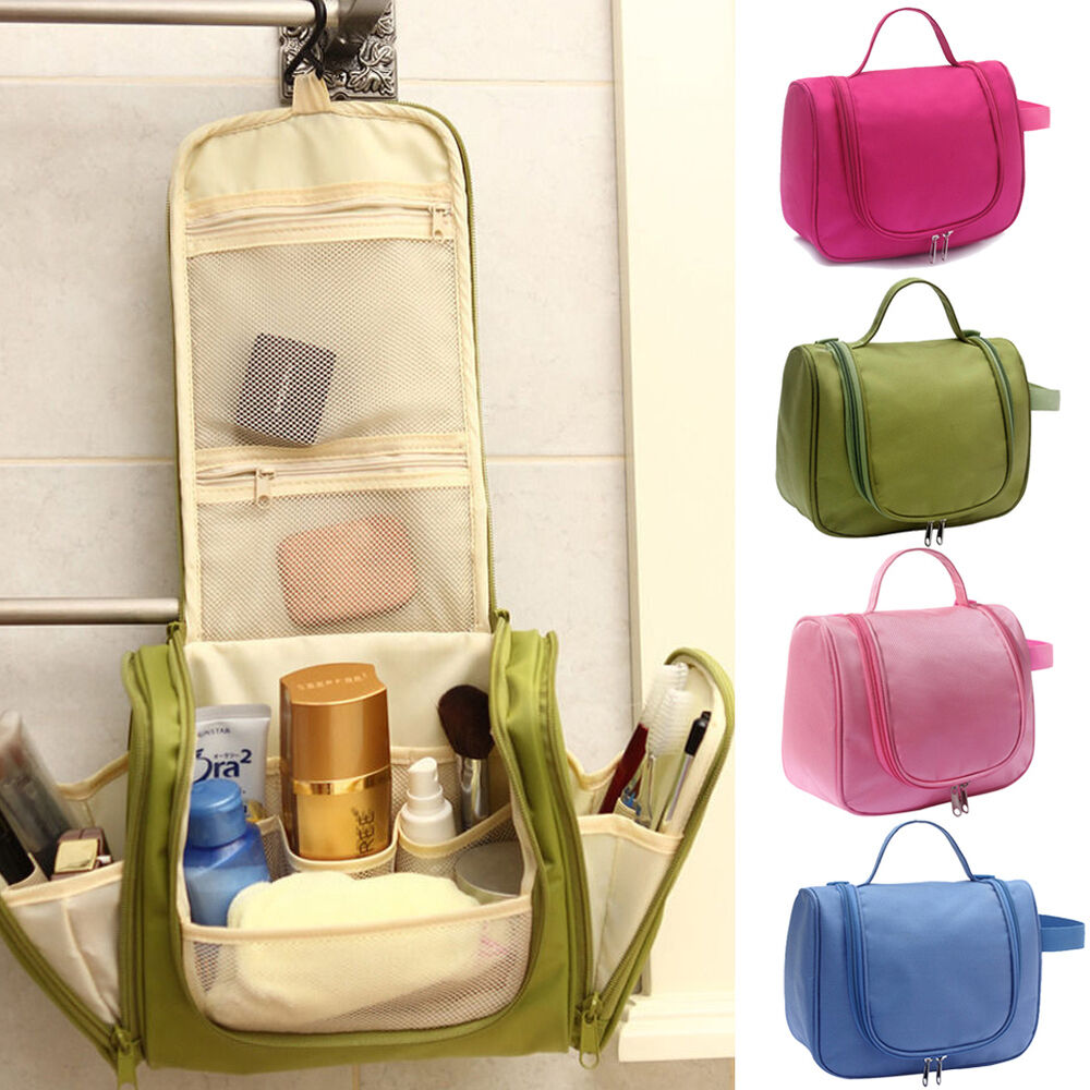 Roll Up Travel Wash Bags