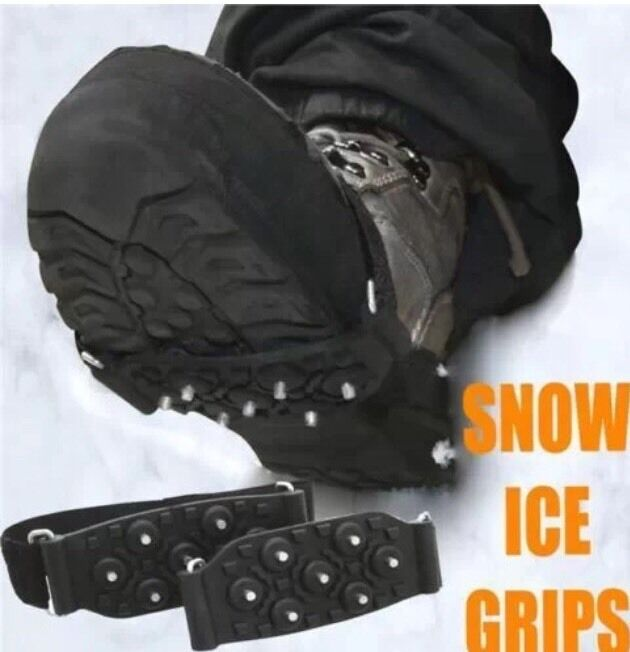 Shoe Grips For Ice And Snow Uk