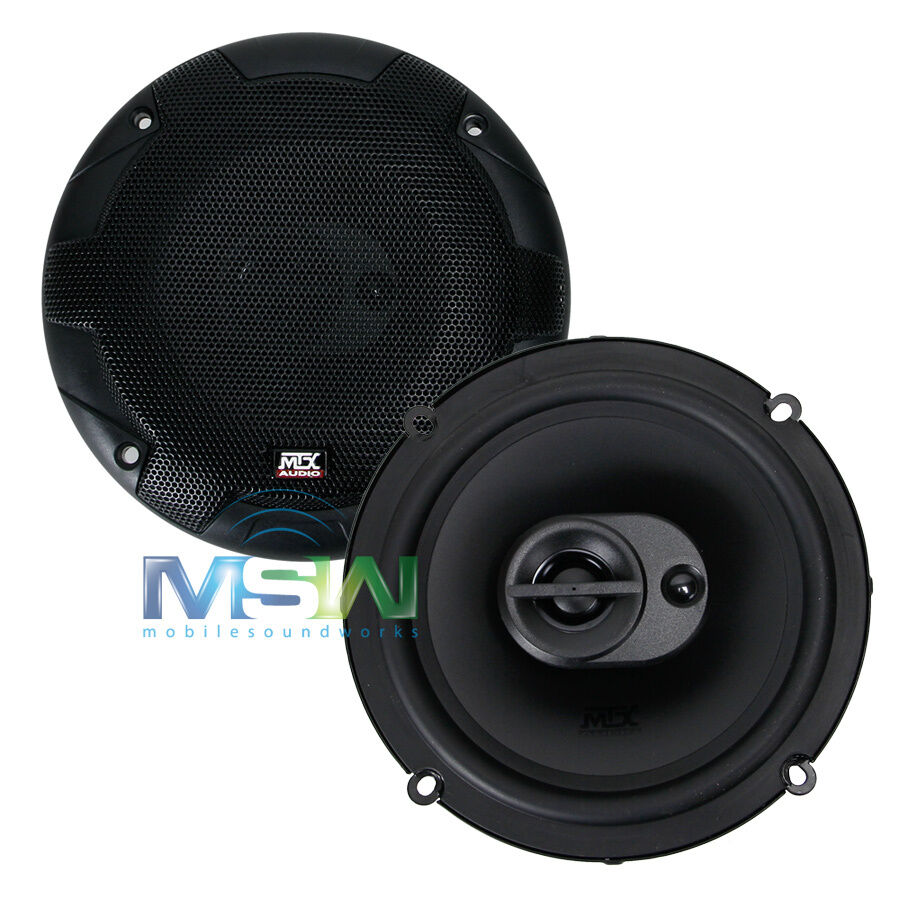 Way Car Coaxial Speakers