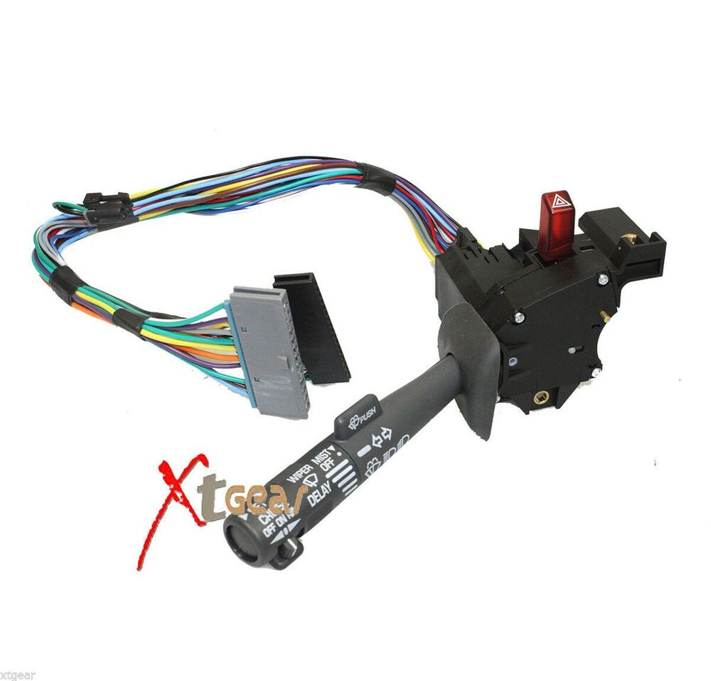 Does Cruisecontrol Wiper Control Switch : New chevy gmc truck cruise control windshield wiper arm