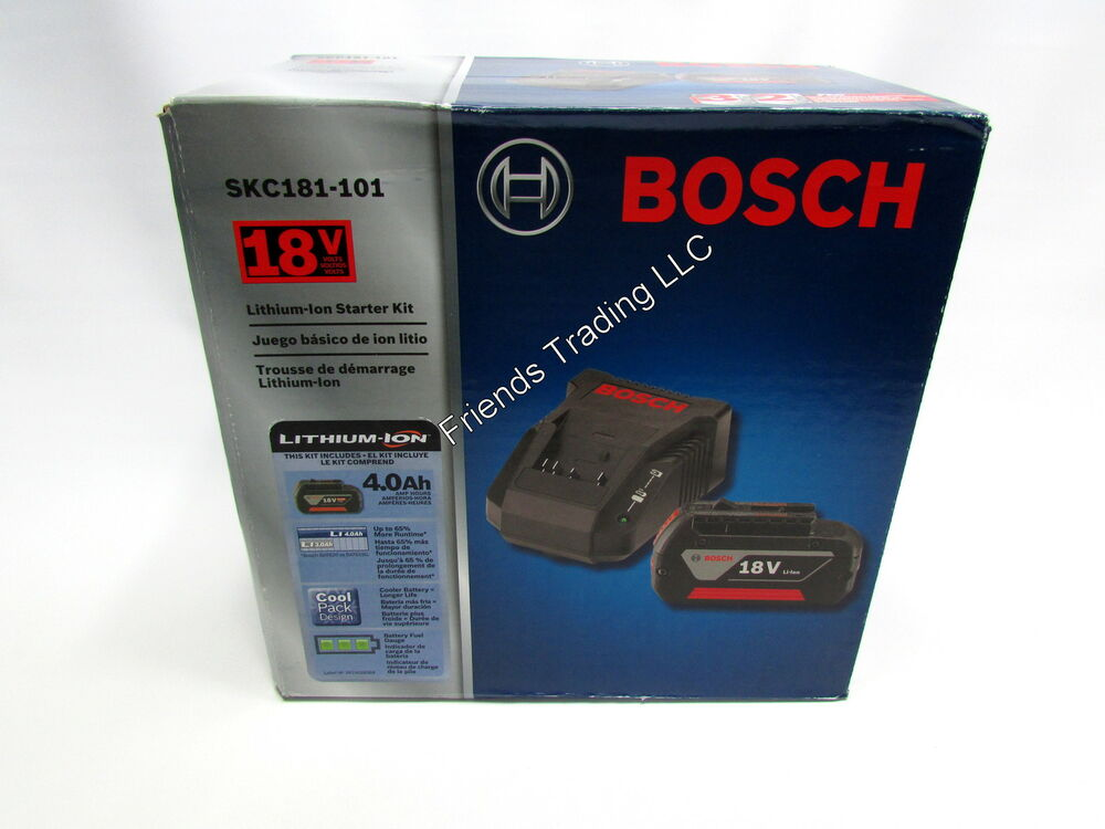 bosch 18v 18 volt lithium ion fat pack battery bat620. Black Bedroom Furniture Sets. Home Design Ideas