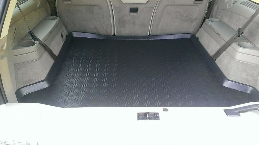 Volvo Xc90 Trunk Floor Mat Rear Cargo Liner New Made In