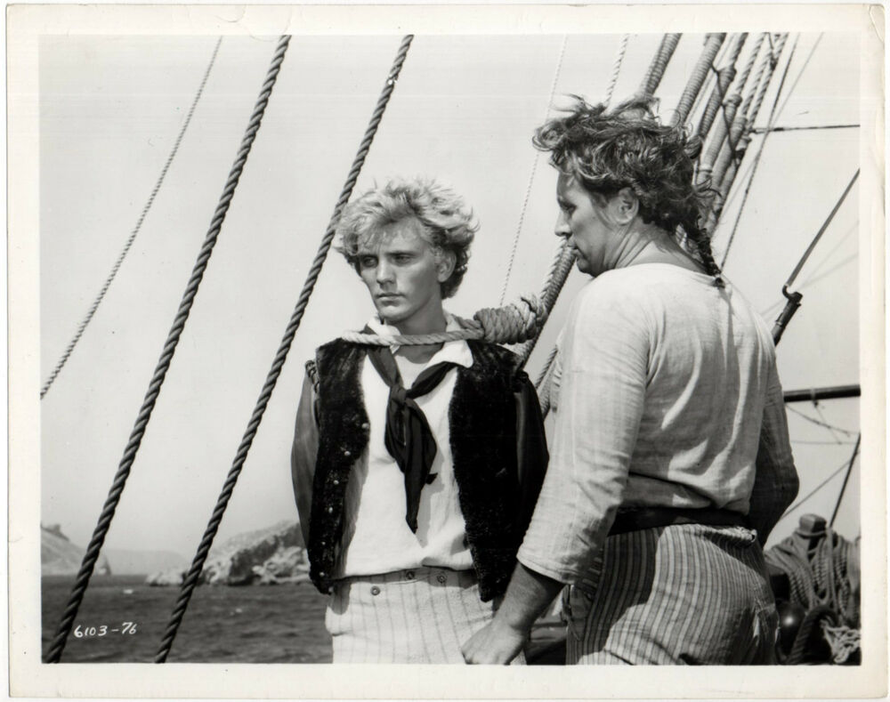 an analysis and a summary of billy budd the movie Billy budd: theme analysis, free study guides and book notes including comprehensive chapter analysis, complete summary analysis, author biography information.