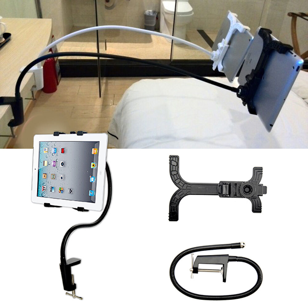 ipad holder for bed 360 186 lazy bed desk mount stand holder desktop for air 12771