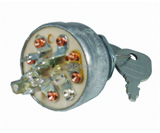 Tractor Ignition Switch Replacement : Ignition start switch for sears craftsman ebay