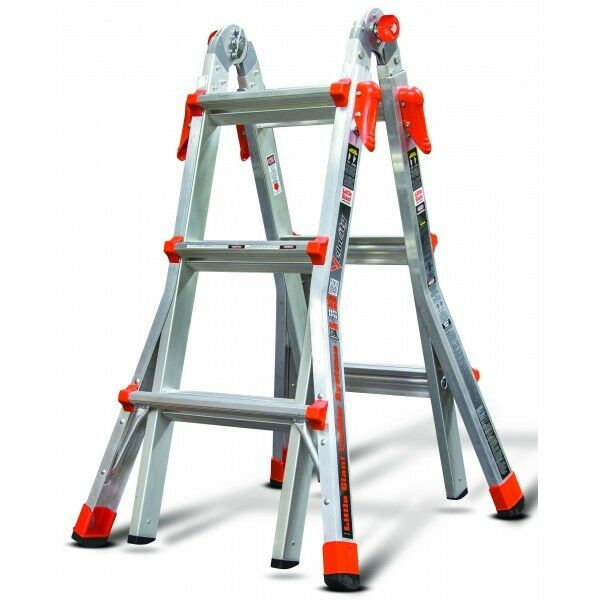 13 1a Velocity Little Giant Ladder 15413 001 300lb Rating