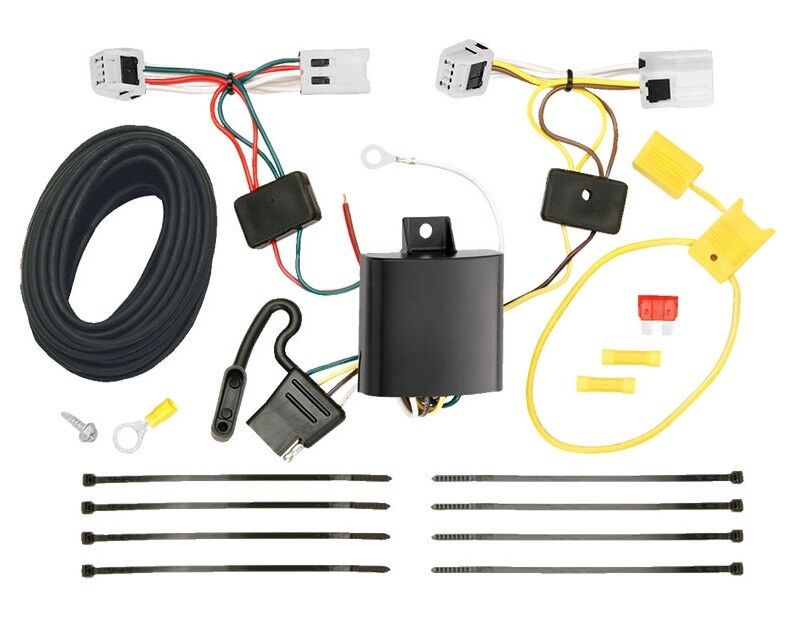 Trailer Hitch Wiring Kit Fits 2011