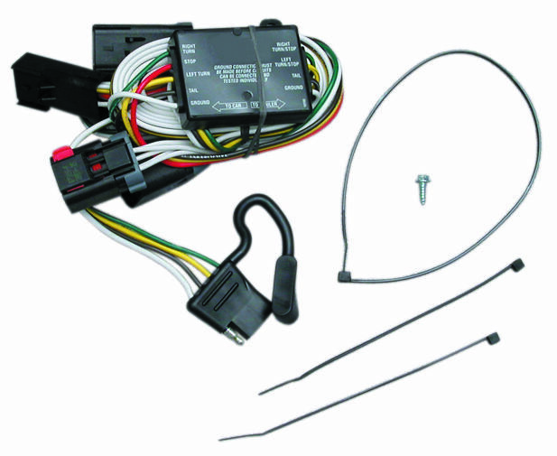 Trailer Wiring Harness Kit For 96