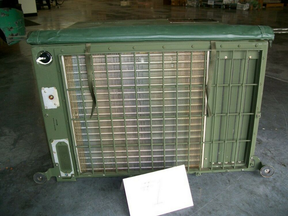 Keco F18h 3sb Military Style Air Conditioner Unit 4120 01 268 4451 Used Ebay