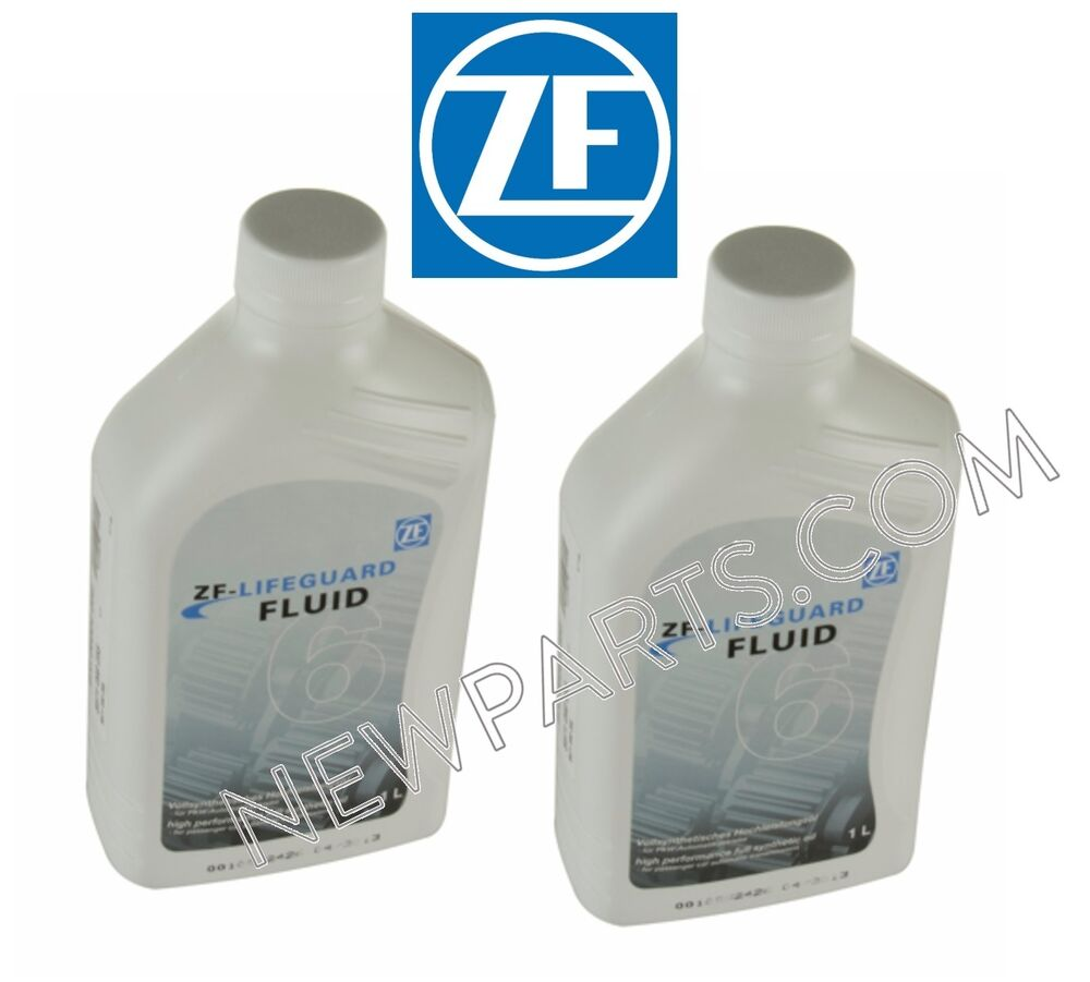 Bmw Automatic Trans Fluid Atf Zf Life Guard 6 Eq To Shell