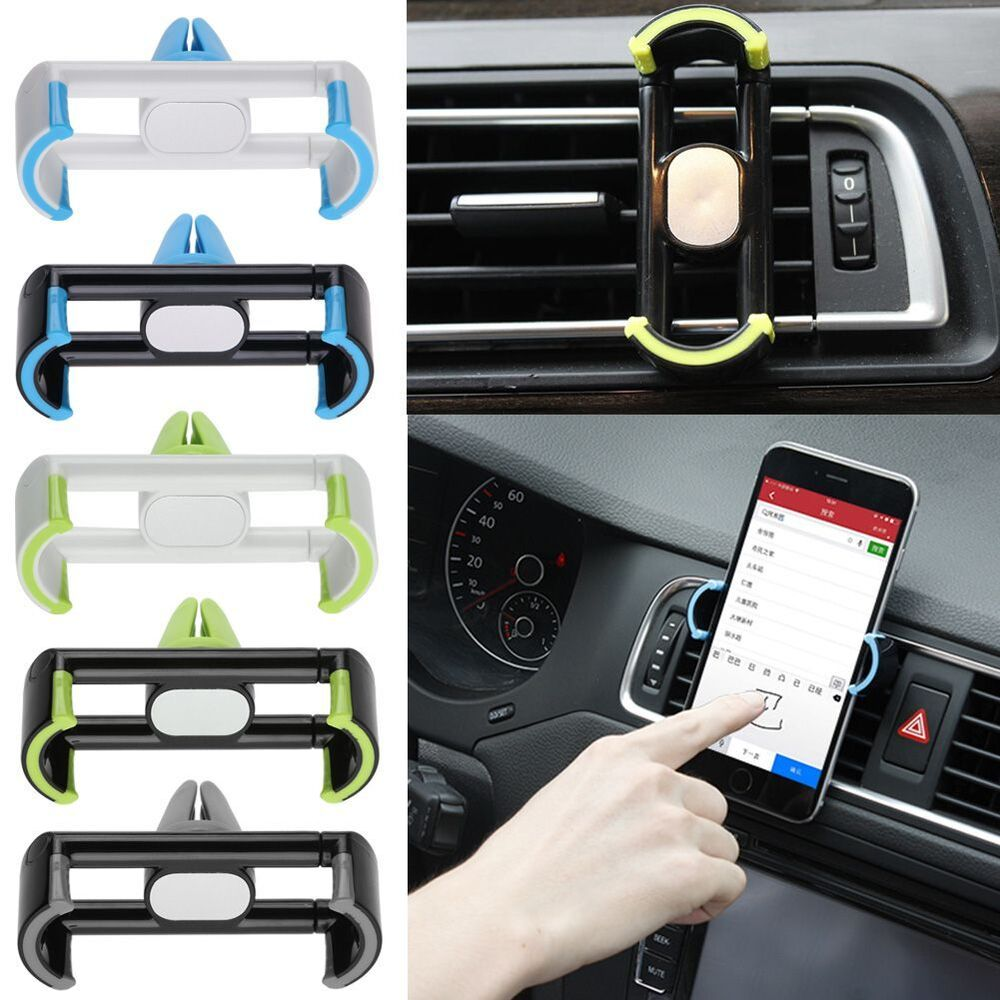 Universal mobile phone holder car air vent mount bracket 12