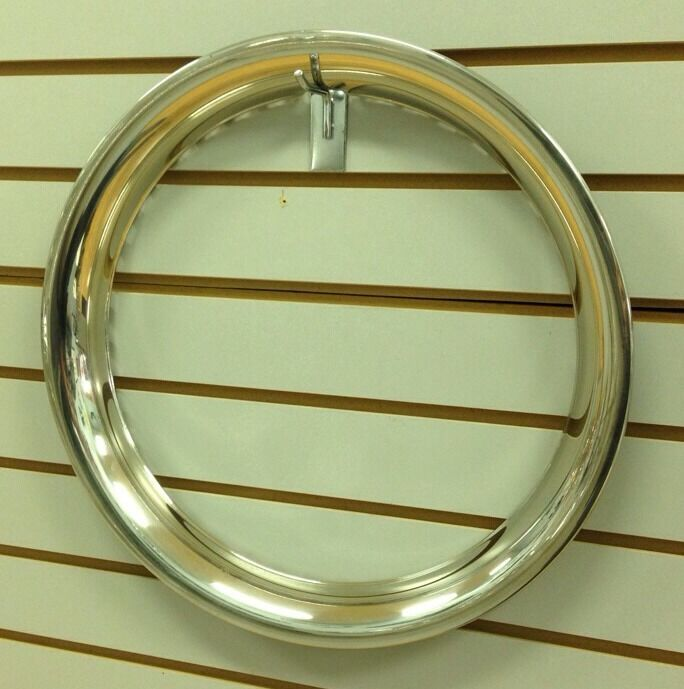 "16 Beauty: 16"" NEW Stainless Steel Beauty Ring TRIM RING Standard 2"