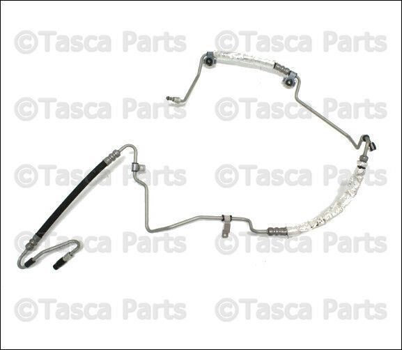 new oem power steering pressure hose dodge grand caravan