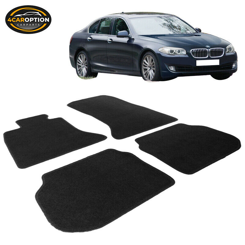 Fits 11 16 Bmw F10 5 Series Floor Mats Carpet Front Amp Rear