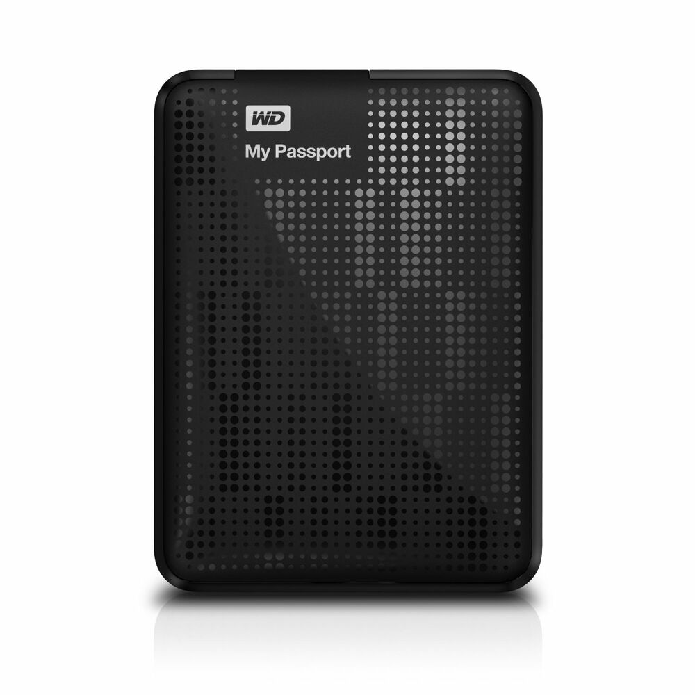 Western Digital WD 1TB My Passport USB 3.0 Portable ...