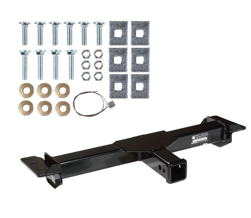 1992-1999 CHEVY SUBURBAN C/K 1500/2500 TRAILER HITCH FRONT