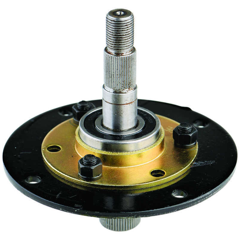 Craftsman Mower Spindles : Mtd lawn mower spindle assembly
