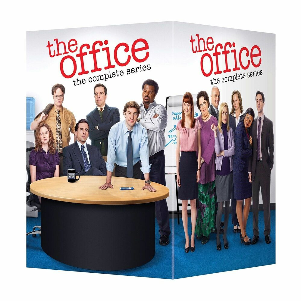 the office complete tv series seasons 1 2 3 4 5 6 7 8 9. Black Bedroom Furniture Sets. Home Design Ideas
