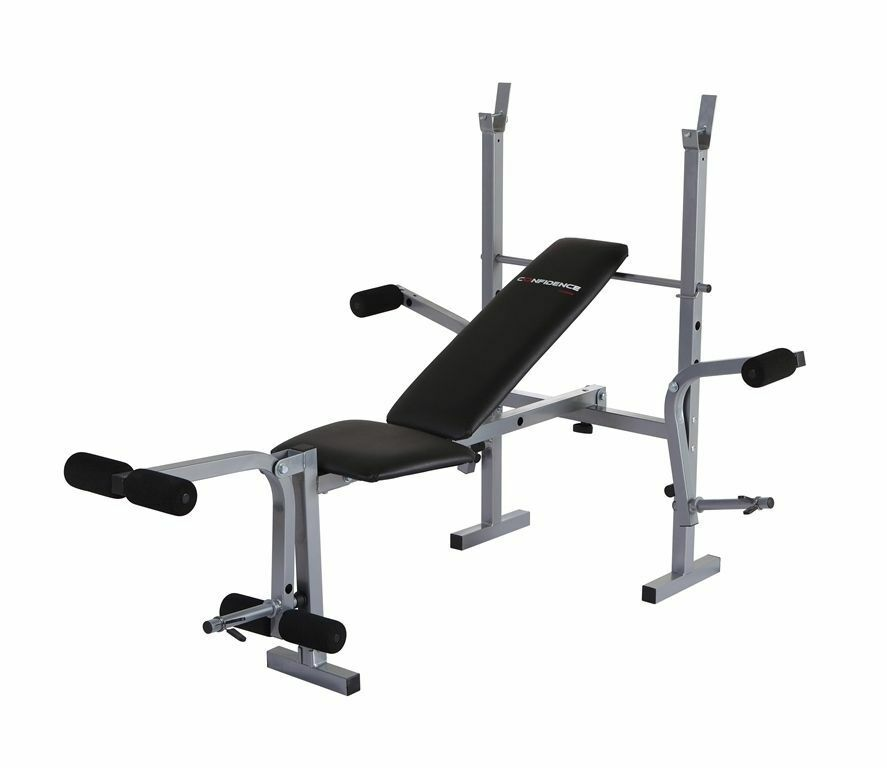 Work Standard Adjustable Olympic Weight Lifting Bench With