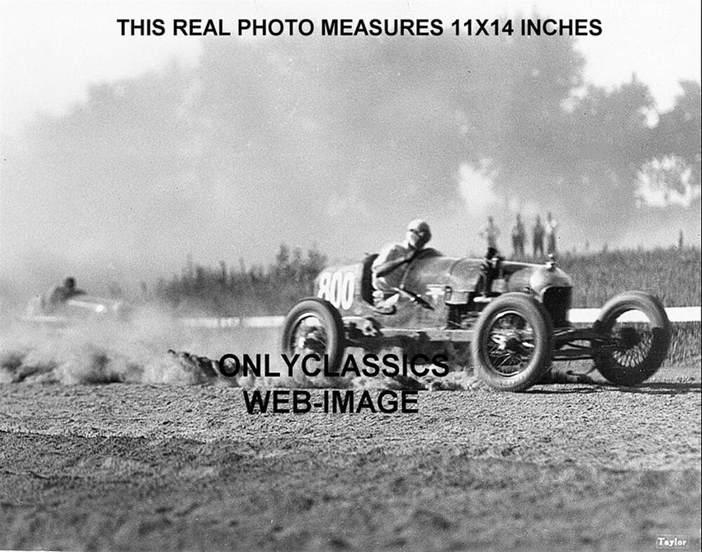 1920\'S VINTAGE DIRT TRACK AUTO RACING PHOTO INDY 500 -SPRINT CAR ...