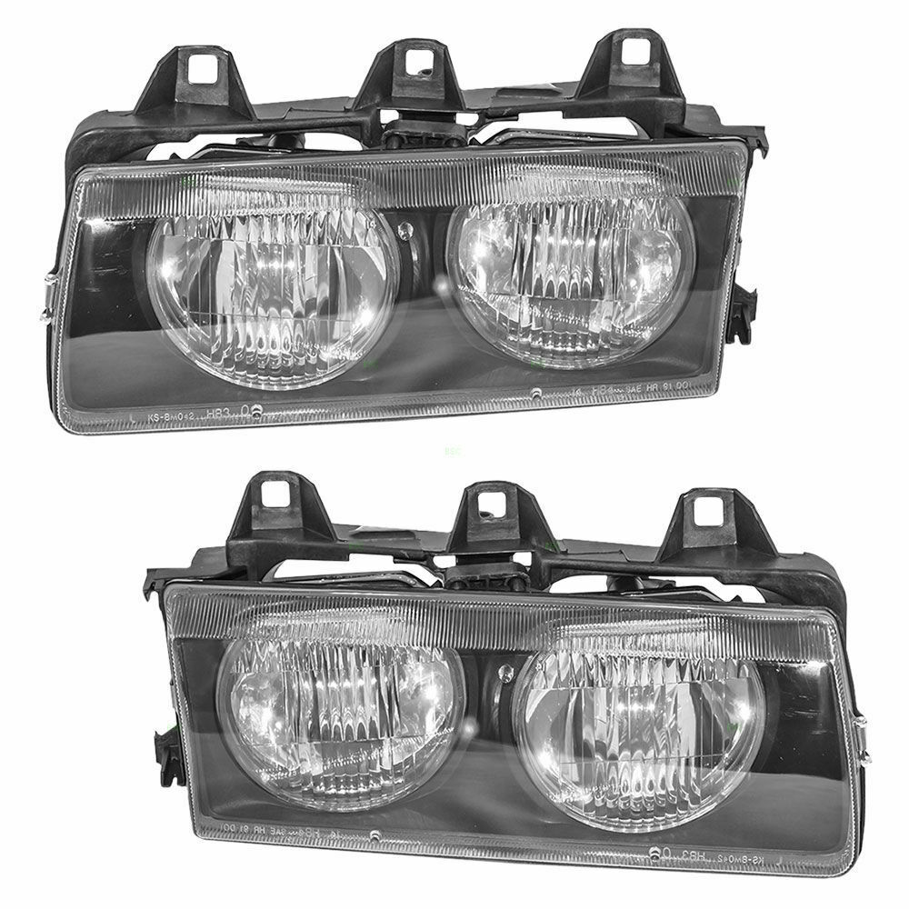 Fleetwood Expedition 2003 2004 2005 Pair Front Head Lights