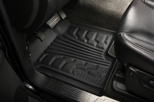 For Ram 1500 283071 Front Floor Mats Molded Fit 2 Piece