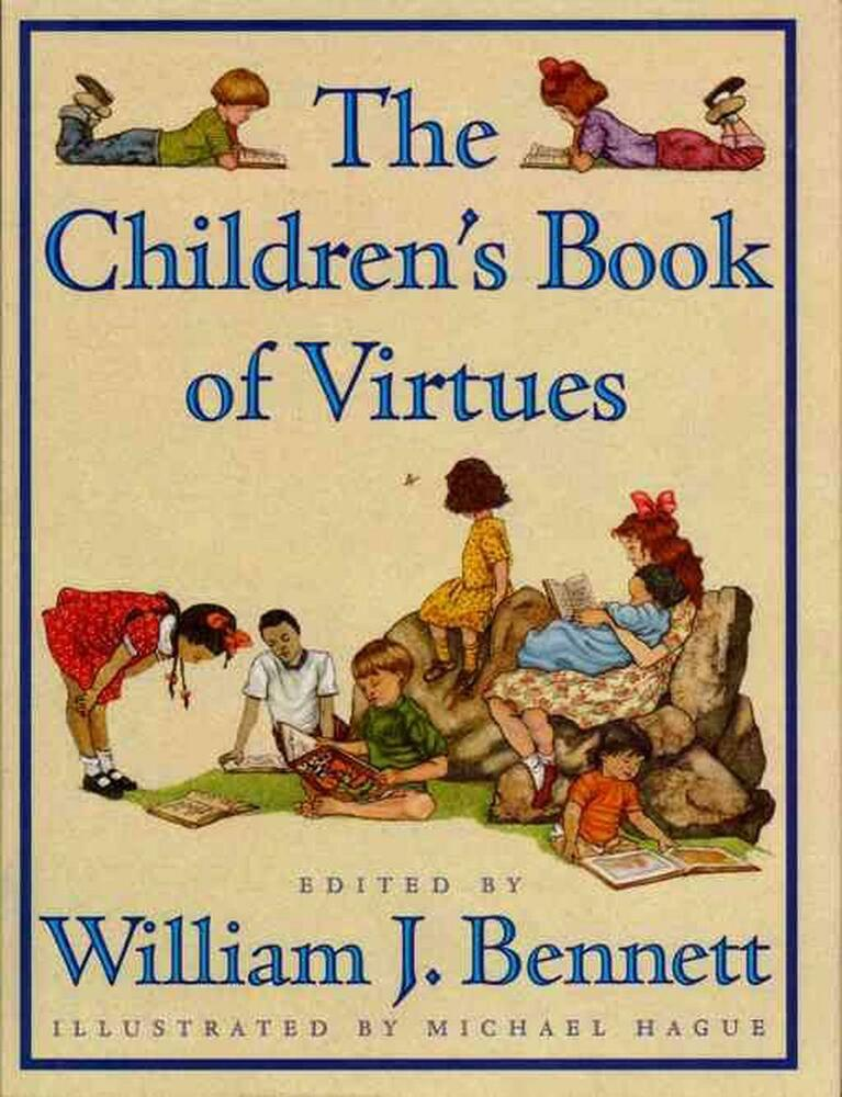 william j. bennett essay Opinion about william bennett opinion about william bennet's 1998 quote on education - essay let us find you another essay on topic opinion about william.