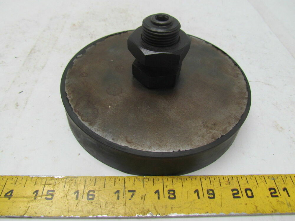Leveling Parallel Nuts : Heavy duty vibration damping leveling mounts unc