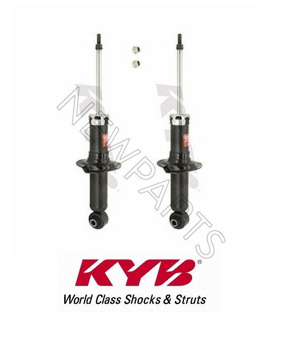 Pair Set Of Rear Left And Right Kyb Excel G Struts For