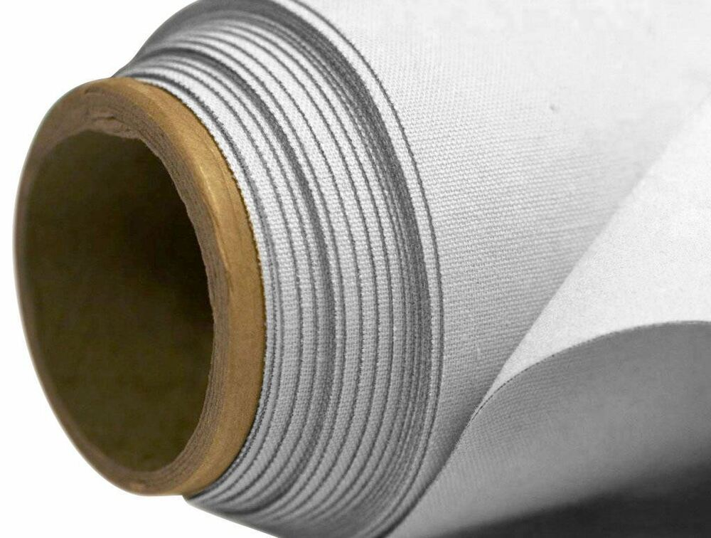 10 Metre Roll Blackout 3 Pass Thermal Curtain Blind Lining
